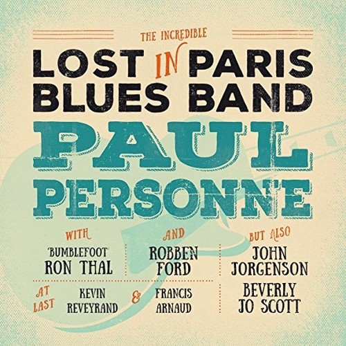 Lost In Paris Blues Band [Import]