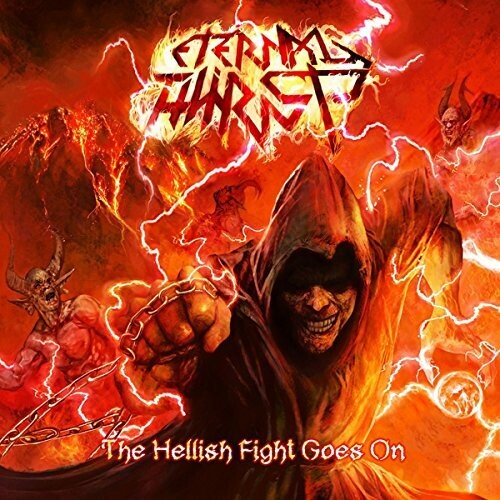 Eternal Thirst - Hellish Fight Goes On The