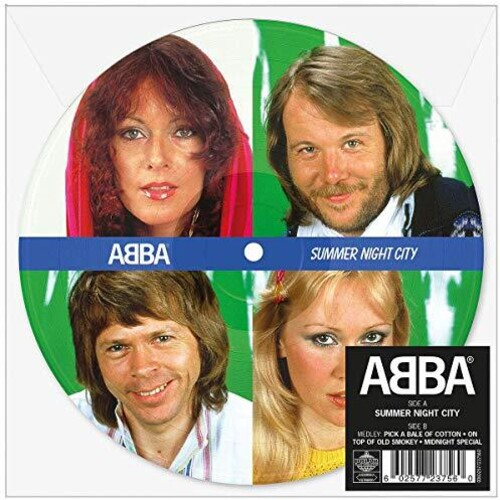 ABBA - Summer Night City (Picture Disc)
