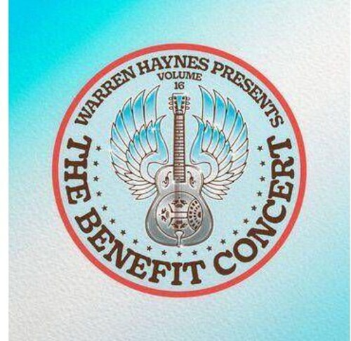 Warren Haynes Presents The Benefit Concert, Vol. 16