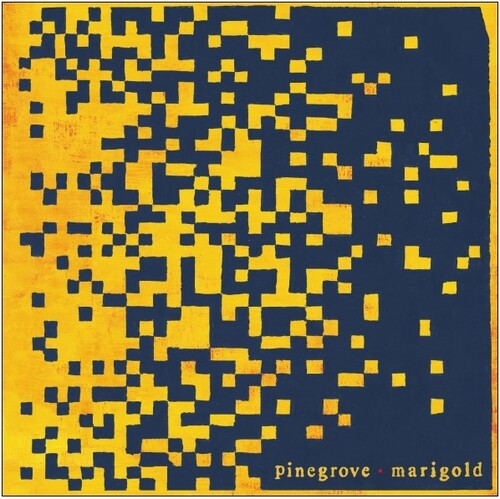 Pinegrove - Marigold [Indie Exclusive Limited Edition Marigold Yellow LP]