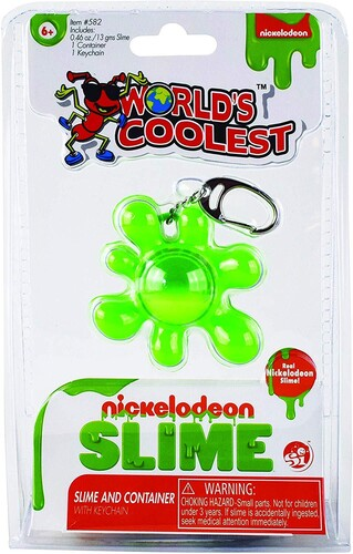 WORLDS COOLEST NICKELODEON SLIME