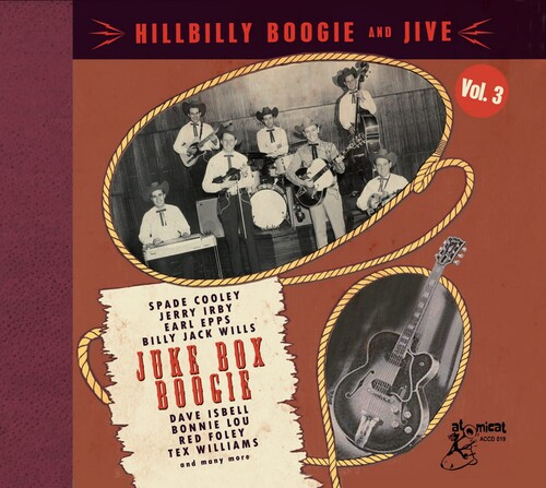 Juke Box Boogie Hillbilly Boogie & Jive (Various Artists)