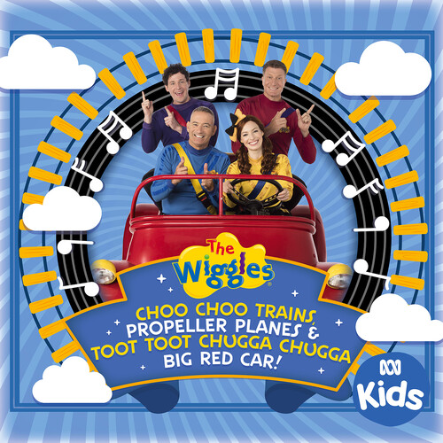Choo Choo Trains, Propeller Planes & Toot Toot Chugga Chugga Big Red Car!