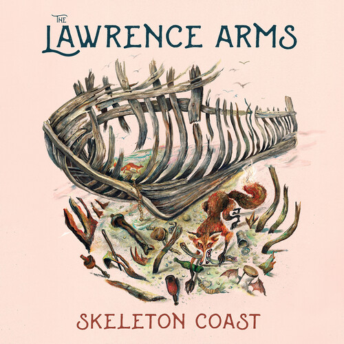 The Lawrence Arms - Skeleton Coast [Limited Edition Opaque Sunburst LP]