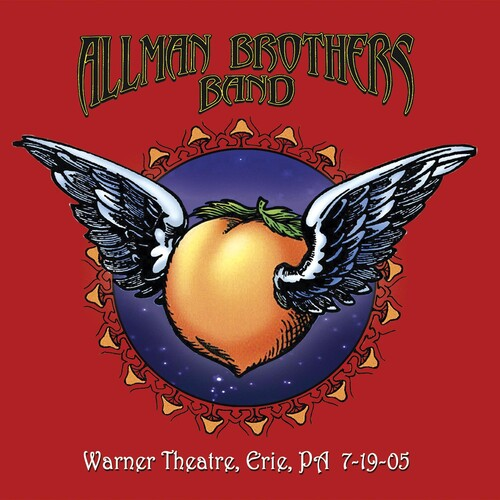 The Allman Brothers Band - Warner Theatre Erie Pa 7-19-05