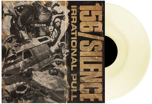 156/Silence - Irrational Pull (Deluxe) (Beer/Milky Clear Vinyl)