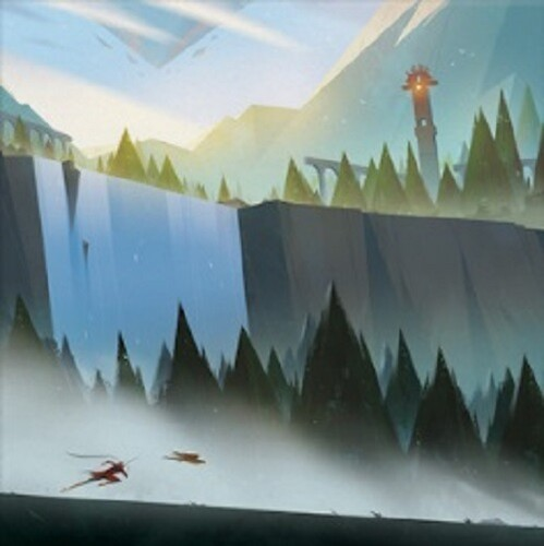 Austin Wintory Blue Gate Red - The Pathless