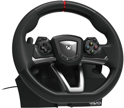 Xbx Racing Wheel Overdrive - Racing Wheel Overdrive for Xbox Series XS By HORI