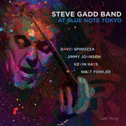 At Blue Note Tokyo