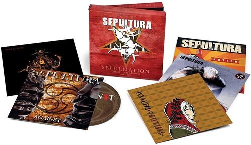 Sepulnation The Studio Albums 1998-2009