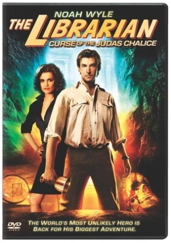 Librarian 3: Curse Of The Judas Chalice [Widescreen]