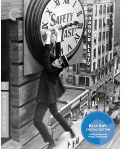 Safety Last! (Criterion Collection)