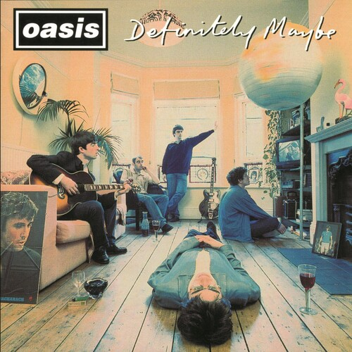 Oasis - Definitely Maybe: Remastered [Vinyl]