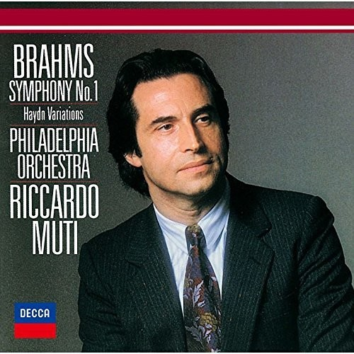 Brahms: Symphony No. 1. Haydn