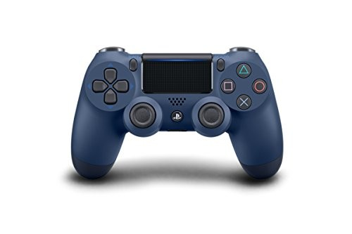 PS4 DS4 WIRELESS CONTROLLER: MIGNIGHT BLUE