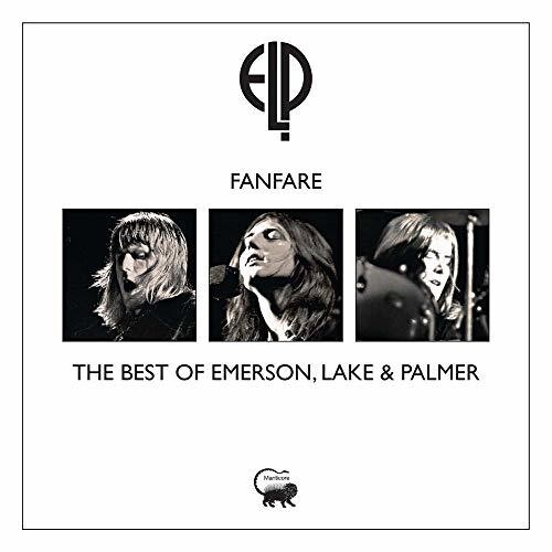 Fanfare - The Best Of Emerson, Lake & Palmer