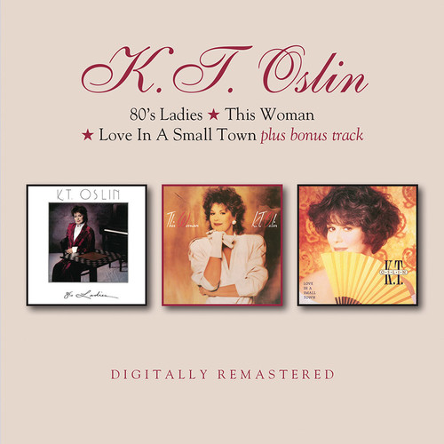 80's Ladies /  This Woman /  Love In A Small Town [Import]