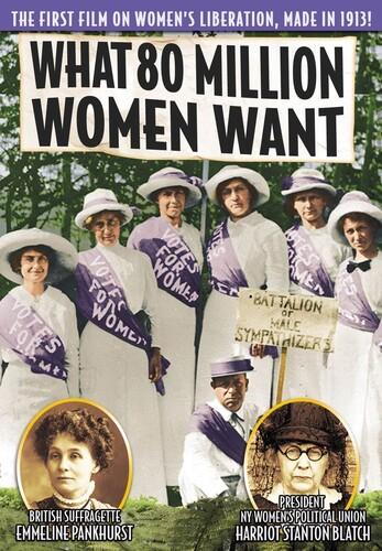 What 80 Million Women Want (Silent)