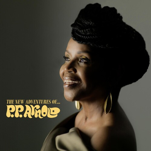 P.P. Arnold - The New Adventures Of... P.P. Arnold [LP]