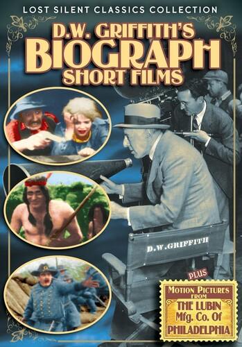 D.W. Griffith's Biograph Short Films