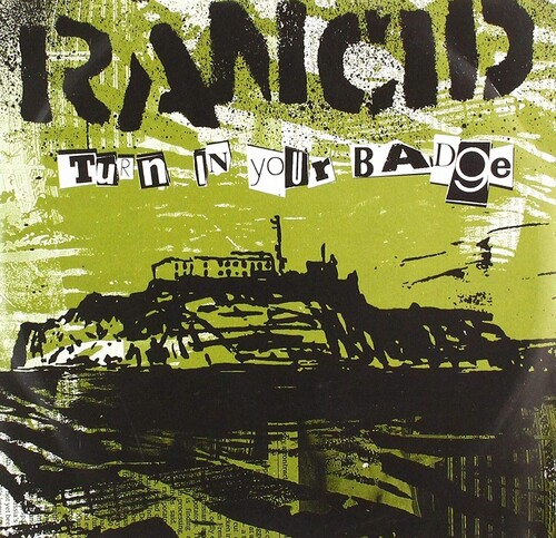 Rancid - Turn In Your (Ylw)
