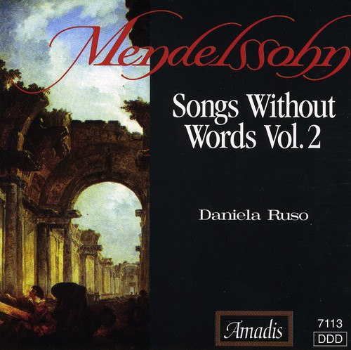 Songs Without Words-Vol. 2