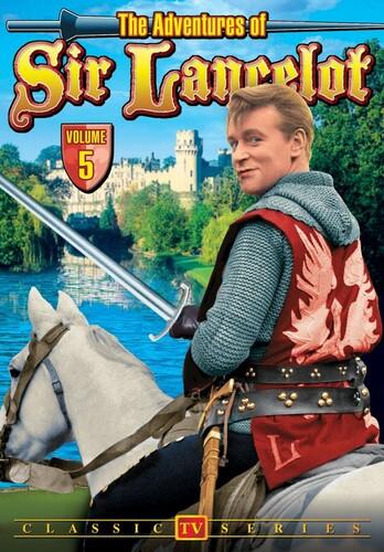The Adventures Of Sir Lancelot Volume 5