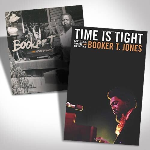 Booker T: Note By Note (CD/ Book Bundle)