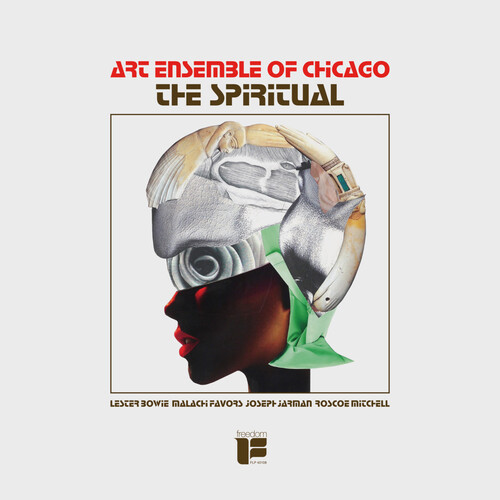 Art Ensemble Of Chicago - The Spiritual