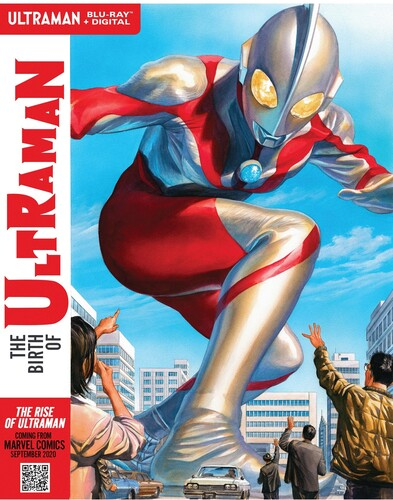 Birth of Ultraman Collection
