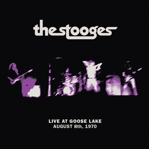 The Stooges - Live At Goose Lake: August 8th, 1970 [Indie Exclusive Limited Edition Cream LP]