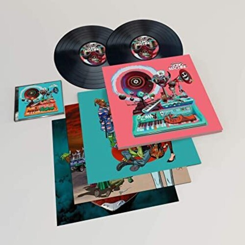 Gorillaz - Song Machine, Season One [Deluxe 2LP]