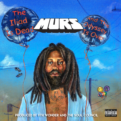 Murs / 9th Wonder / Soul Council - Illiad Is Over & The Odyssey Is Dead (Pict)