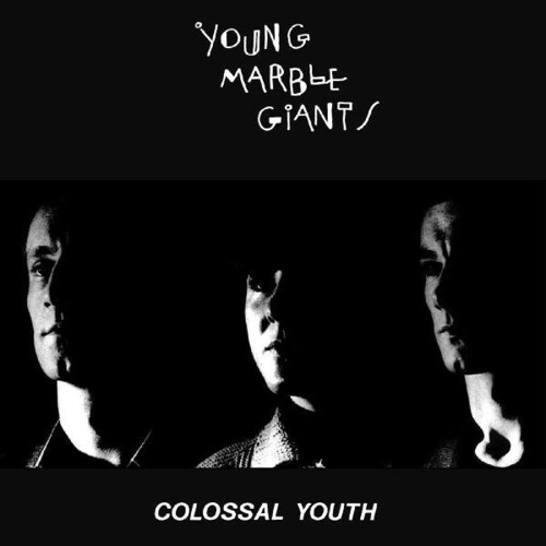 Young Marble Giants - Colossal Youth: 40th Anniversary Edition [Indie Exclusive Limited Edition Deluxe Clear LP+DVD]