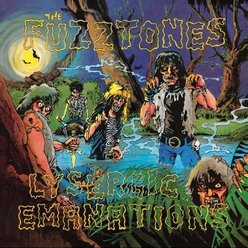 Fuzztones - Fuzztones - Lysergic Emanations (1985)