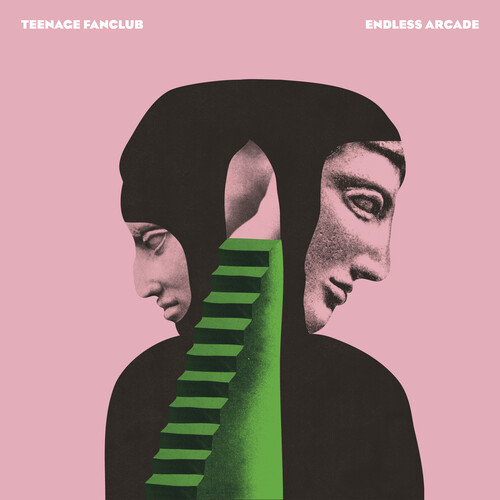 Teenage Fanclub - Endless Arcade [Indie Exclusive Limited Edition Translucent Pink LP]