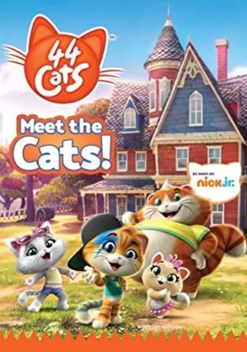 44 Cats: Meet The Cats
