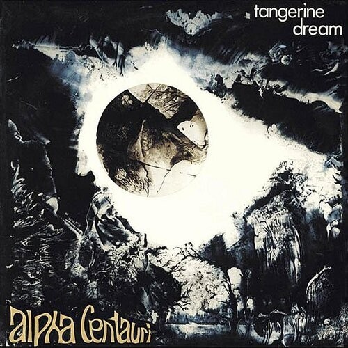 Tangerine Dream - Alpha Centauri [Clear Vinyl] [180 Gram]