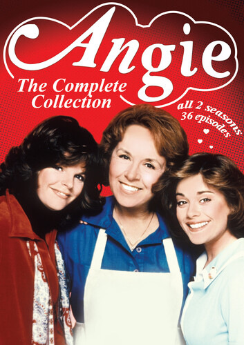 Angie: The Complete Collection