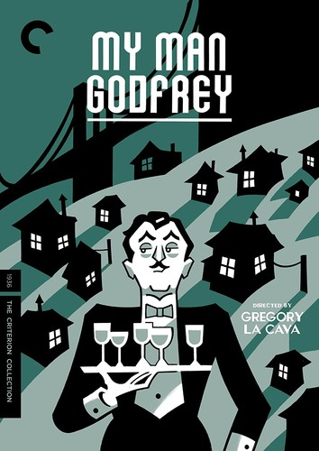 My Man Godfrey (Criterion Collection)