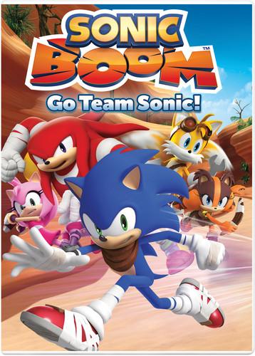 Sonic Boom: Go Team Sonic!