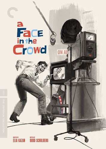 A Face in the Crowd (Criterion Collection)