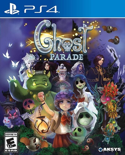 Ghost Parade for PlayStation 4