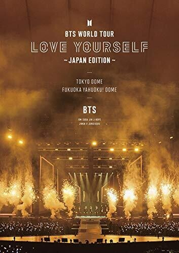 BTS - BTS World Tour 'Love Yourself' (Japan Edition) (Incl. 24pg Photobook)