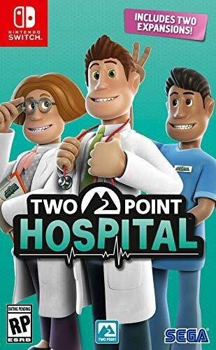 Swi Two Point Hospital - Two Point Hospital for Nintendo Switch