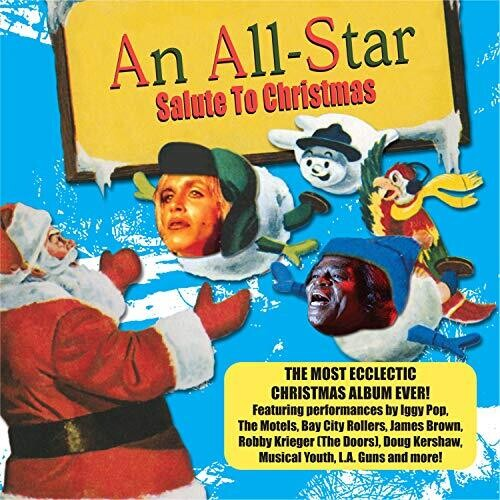 An All-star Salute To Christmas /  Various