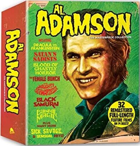 Al Adamson: The Masterpiece Collection Box Set