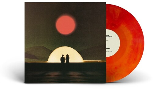 Deep Sea Diver - Impossible Weight [Indie Exclusive Limited Edition Sunburst Orange LP]