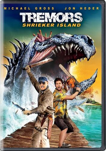 Tremors [Movie] - Tremors: Shrieker Island